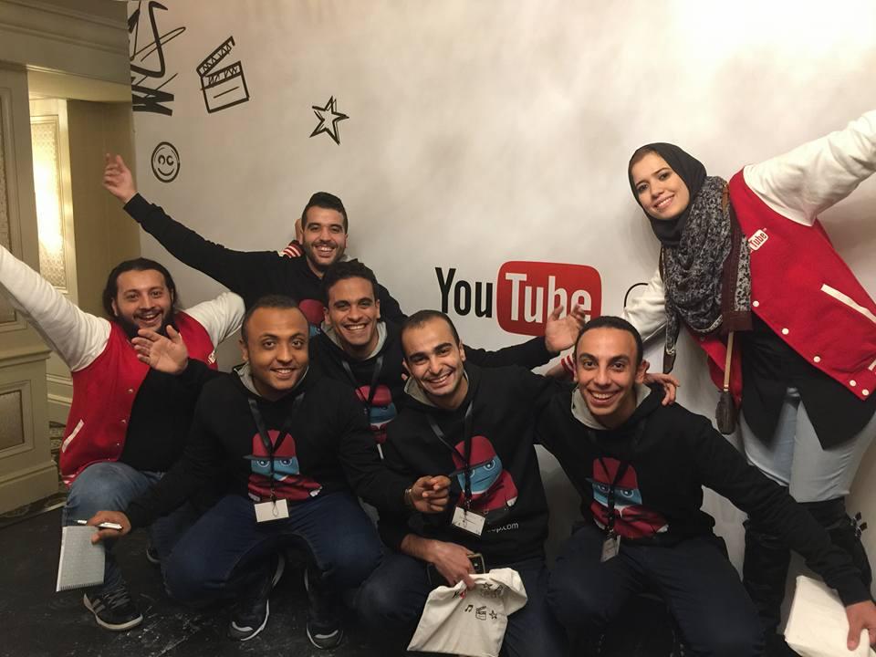 سفراء يوتيوب مصر