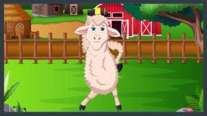 أغنية خروف العيد: صوت الخروف بينبح – تعلم عمل شخصية خروف أنيميشن وتنفيذ الأنيميشن بالتفصيل