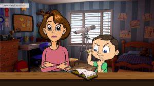 المذاكرة للاطفال: طرق المذاكرة الصحيحة مع الأبناء2 – المذاكرة الصحيحة مع الأطفال – أستوديو أسلوب 12